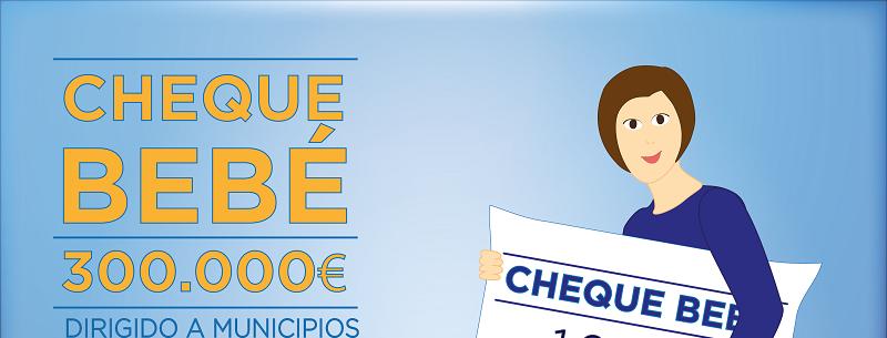Malaga Malaga La Diputación publica hoy la convocatoria de ayudas del 'cheque bebé' por un valor de 300.000 euros