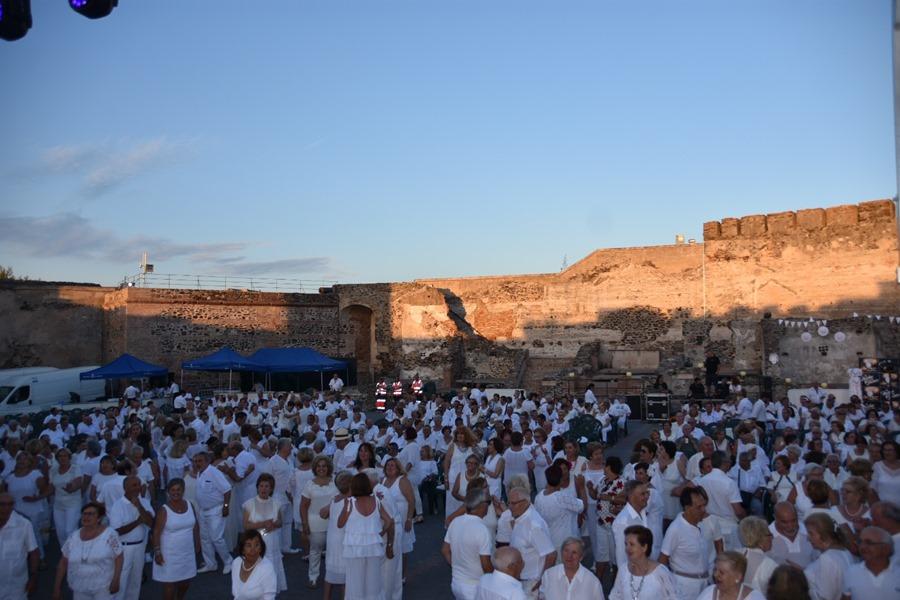 Fuengirola Fuengirola Los mayores de la ciudad podrán disfrutar de la Fiesta en Blanco en el Castillo Sohail el 27 de junio