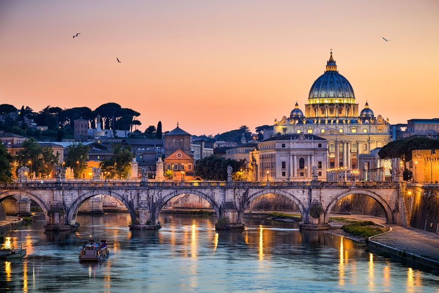 Malaga Malaga Roma, Berlín y Ámsterdam encabezan la lista de destinos elegidos por los andaluces