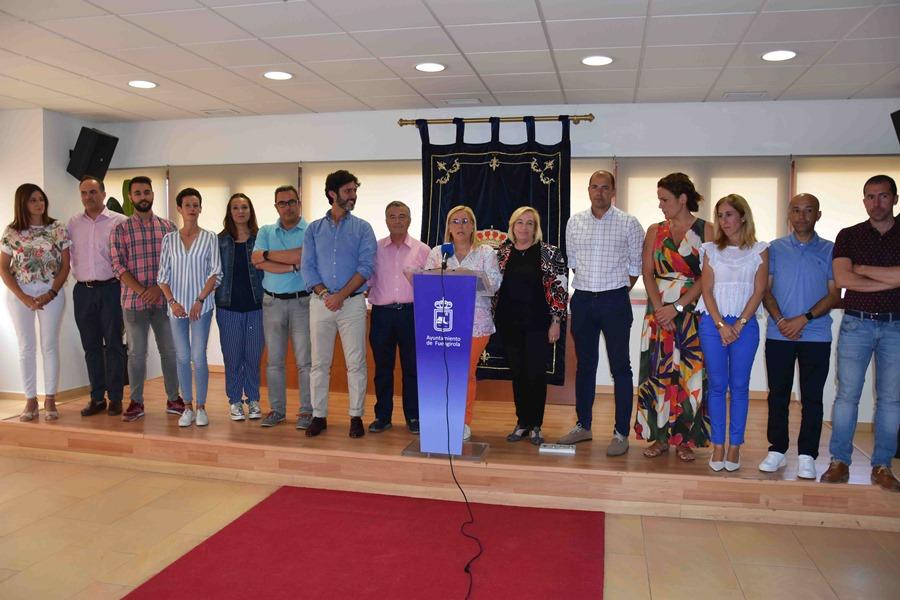 Fuengirola Fuengirola Ana Mula renueva la estructura del Gobierno municipal para afrontar la transformación de Fuengirola en una ciudad de vanguardia