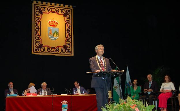 Estepona Estepona El Ayuntamiento de Estepona mantiene las cinco grandes áreas de gobierno municipal