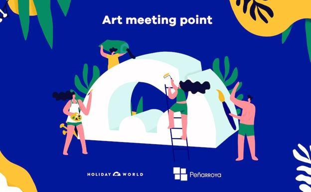 Benalmadena Benalmadena La muestra artística Art Meeting Point se inaugura el próximo 4 de julio en el Hydros Hotel & Spa de Benalmádena