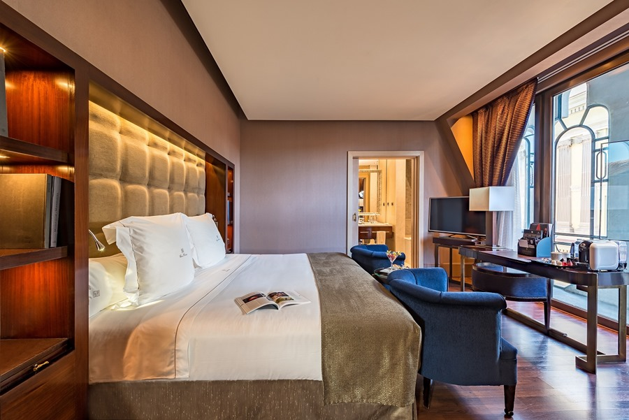 Turismo Hoteles Series para disfrutar en tu habitación de hotel