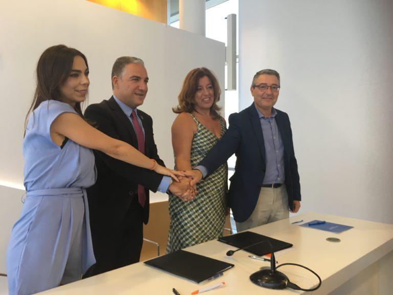 """Malaga Malaga Mar Hormigo: """"Ciudadanos viene a dar estabilidad al gobierno de la Diputación de Málaga"""""""