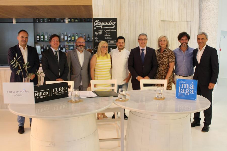 Fuengirola Fuengirola Fuengirola amplía su red de establecimientos adheridos a la marca de excelencia gastronómica 'Sabor a Málaga'
