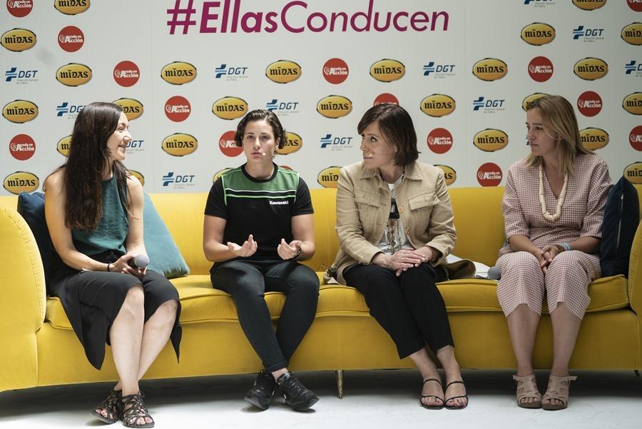 Actualidad Actualidad Midas presenta #EllasConducen, una campaña solidaria para desmitificar la forma de conducir de las mujeres