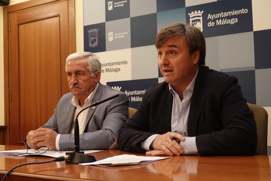 """Malaga Malaga El Ayuntamiento de Málaga refuerza el dispositivo de vigilancia de los """"taxis piratas"""""""