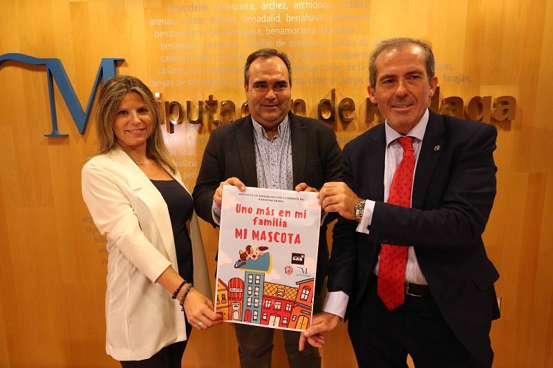 Benalmadena Benalmadena La Diputación fomentará el derecho y bienestar animal en la provincia y premiará al municipio más comprometido