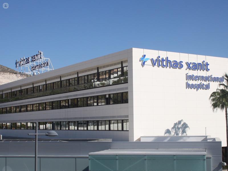 Benalmadena Benalmadena Vithas Xanit, primer hospital de Málaga acreditado para el tratamiento de la próstata con vapor de agua