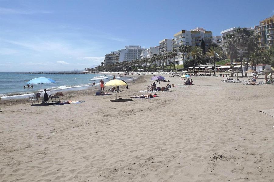 Marbella Marbella El Ayuntamiento muestra su satisfacción porque el Gobierno cumpla el compromiso de adjudicar la redacción del proyecto de estabilización de las playas de Marbella
