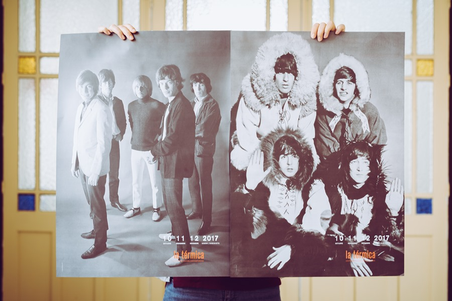 Mijas Mijas Los Beatles y los Rolling Stones llegan a Mijas a través de una exposición de La Térmica hasta el 1 de septiembre