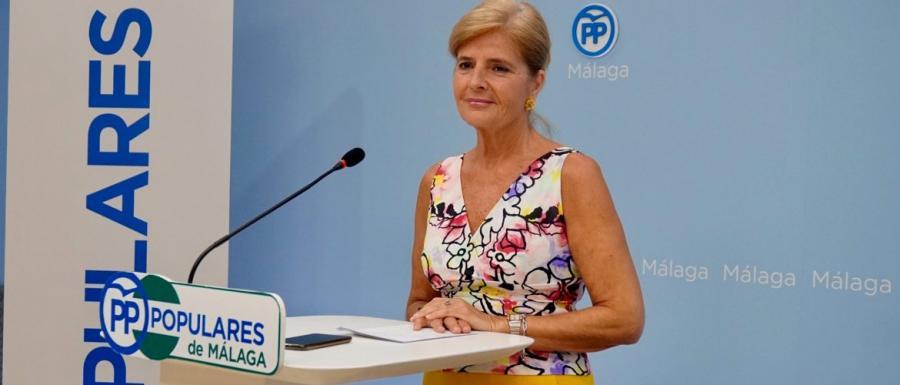 Malaga Malaga El PP señala el progreso de Andalucía y Málaga pese a los regalos envenenados que deja el PSOE