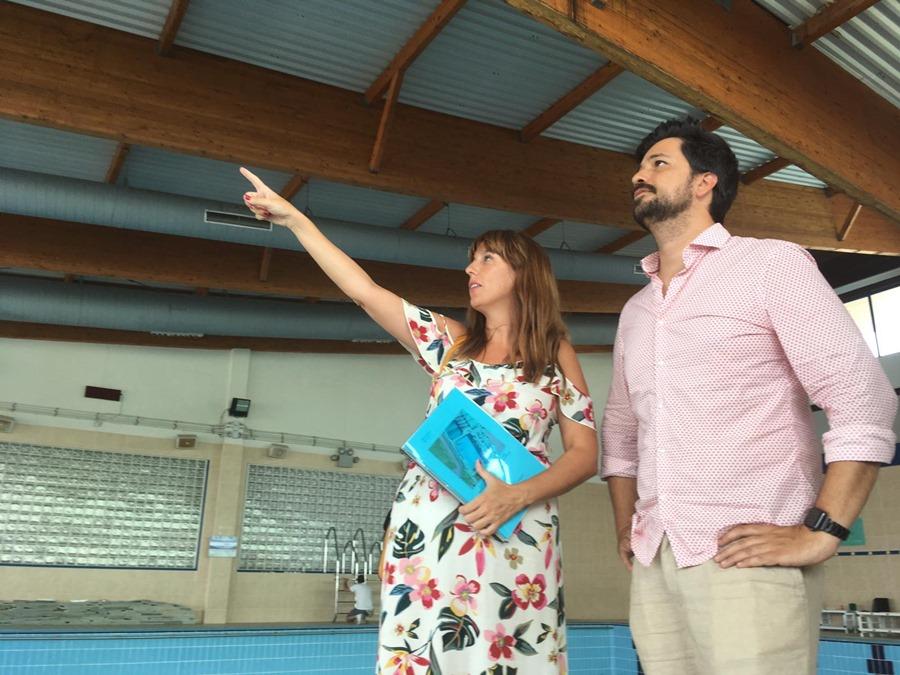 Torremolinos Torremolinos El Ayuntamiento de Torremolinos renovará la cubierta de la piscina municipal Virgen del Carmen