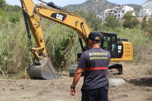 Benalmadena Benalmadena El Ayuntamiento de Benalmádena realiza labores de prevención en las zonas de mayor riesgo de incendio