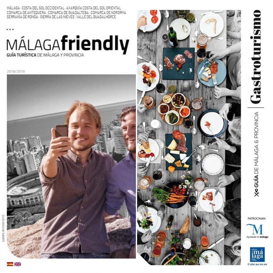 Malaga Malaga Nuevas Guías de Turismo Gastronómico y Turismo Friendly de Málaga y Provincia 2020