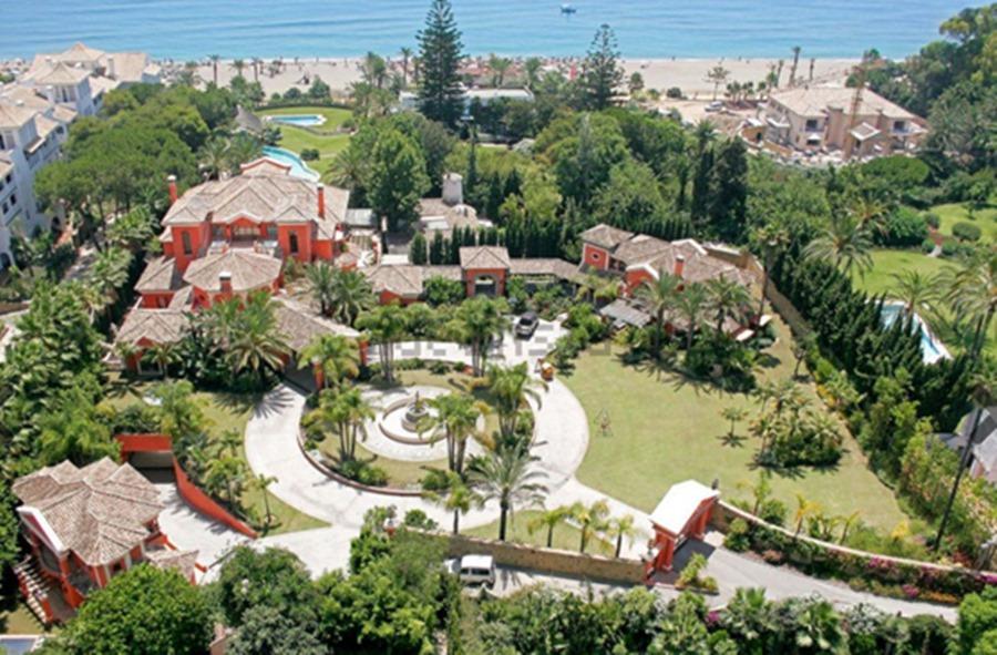 Marbella Marbella Las 10 casas más caras de España: Una villa en Marbella por 50 millones de euros es la propiedad más exclusiva del país