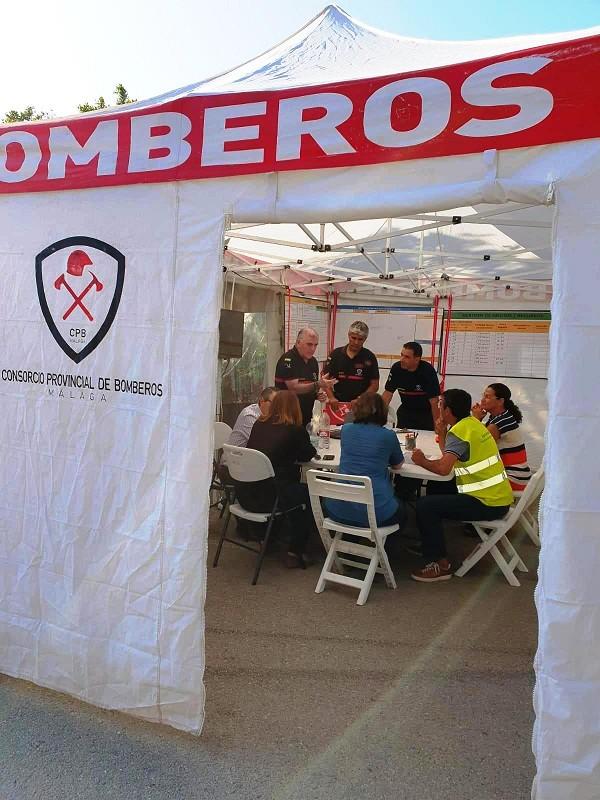 Estepona Estepona El Ayuntamiento se persona como acusación particular en la causa del incendio de Estepona