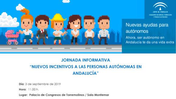 Torremolinos Torremolinos El CADE de Torremolinos convoca una jornada informativa sobre los nuevos incentivos a los autónomos de Andalucía