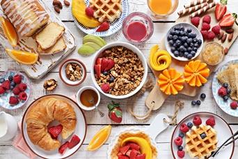 Turismo Hoteles Te damos las claves para no volverte loco con los desayunos buffet y mantener la línea