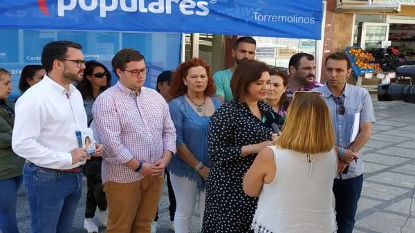 Torremolinos Torremolinos El PSOE podría destinar dinero del superávit al mantenimiento del municipio si cumpliera con la Ley de Estabilidad Presupuestaria