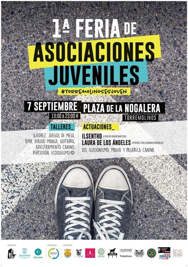 Torremolinos Torremolinos Torremolinos acoge este sábado múltiples actividades en el marco de la 'I Feria de Asociaciones Juveniles'
