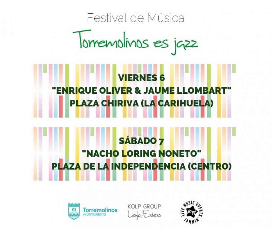 Torremolinos Torremolinos El Festival 'Torremolinos es Jazz' ofrece este viernes y sábado dos nuevos conciertos de altura