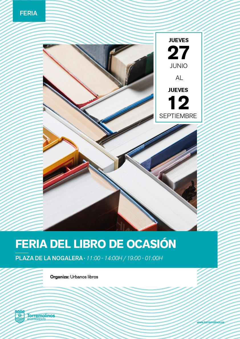 Torremolinos Torremolinos Las ferias del Libro de Ocasión y del Libro Playa de Torremolinos entran en su última semana de celebración