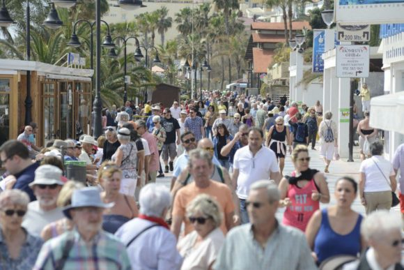 Torremolinos Torremolinos El índice de rentabilidad hotelera de Torremolinos se sitúa en julio un 30,5 por ciento por encima del que registraba en 2015