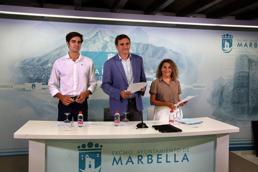"""Marbella Marbella El Ayuntamiento de Marbella rebajará en 2020 de nuevo el tipo impositivo del IBI """"para garantizar que no se suba el tributo a la mayoría de los ciudadanos"""""""