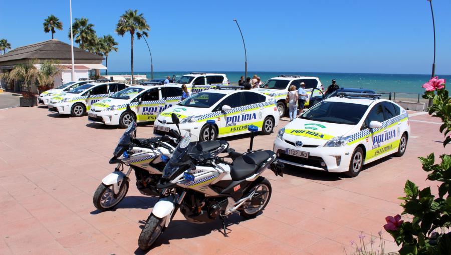 Estepona Estepona El Ayuntamiento de Estepona dotará a la Policía Local con nuevos chalecos antibalas y cascos