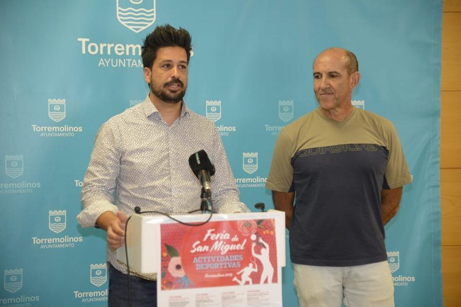 Torremolinos Torremolinos Este jueves comienza en Torremolinos el Torneo de Fútbol Sala Feria de San Miguel 2019