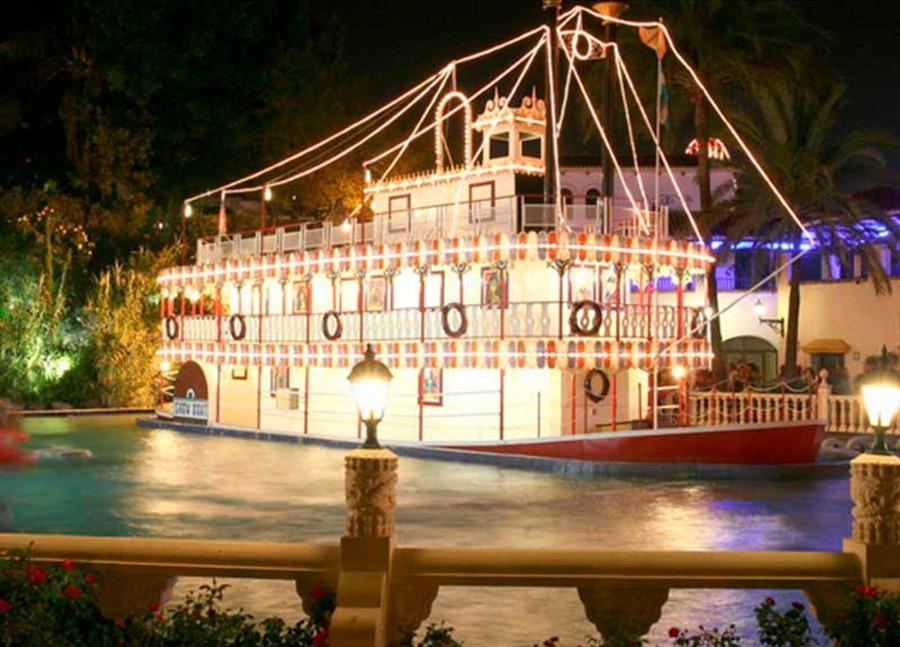 Torremolinos Torremolinos El parque de atracciones Tívoli World celebra este domingo el 'Día de Torremolinos'