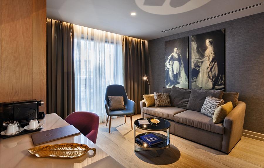 Turismo Hoteles Vuelve septiembre, vuelve Lázaro Galdiano en Barceló Emperatriz