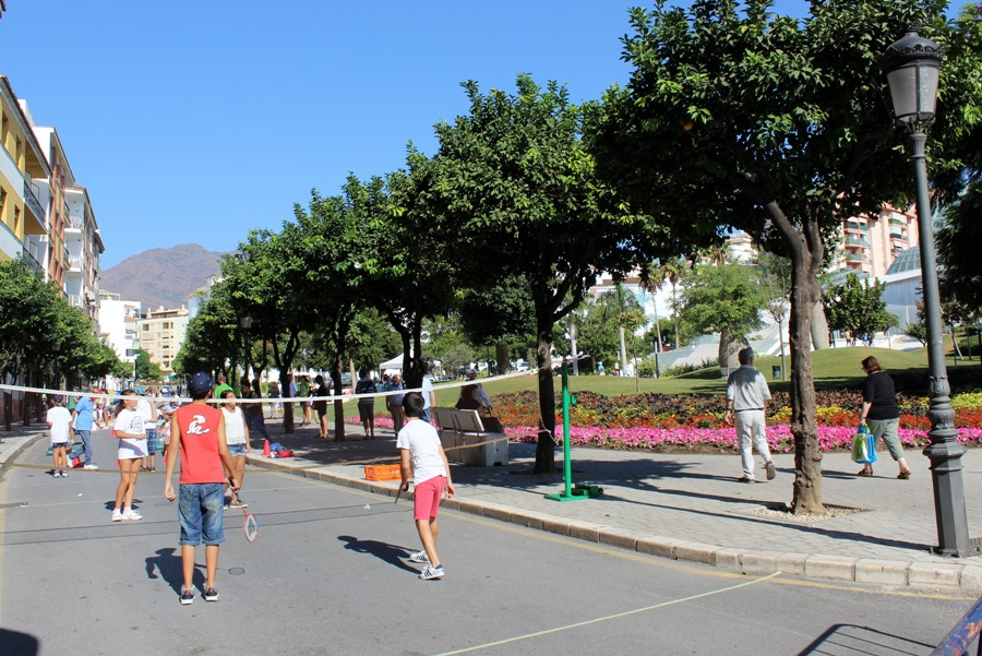 Estepona Estepona El Ayuntamiento de Estepona promoverá el uso de la bicicleta y la recuperación de espacios para el peatón durante la Semana Europea de la Movilidad