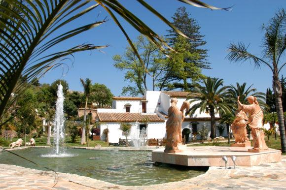 Torremolinos Torremolinos El Parque de Molino de Inca de Torremolinos cambia de horario a partir de mañana