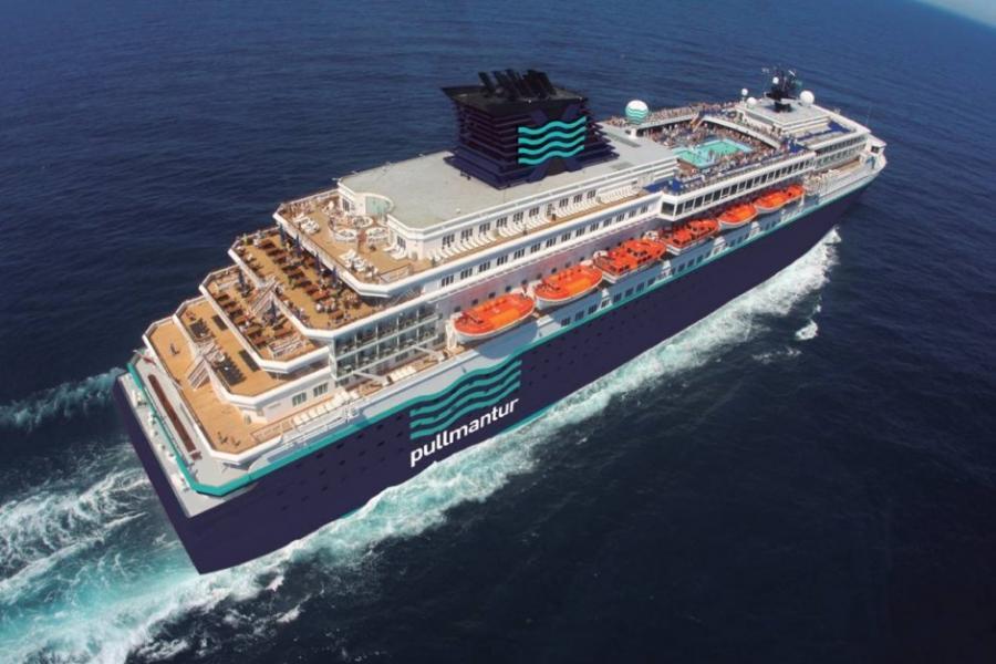 Malaga Malaga El buque Zenith de Pullmantur Cruceros llega este miércoles a Málaga con más de 1.400 pasajeros a bordo