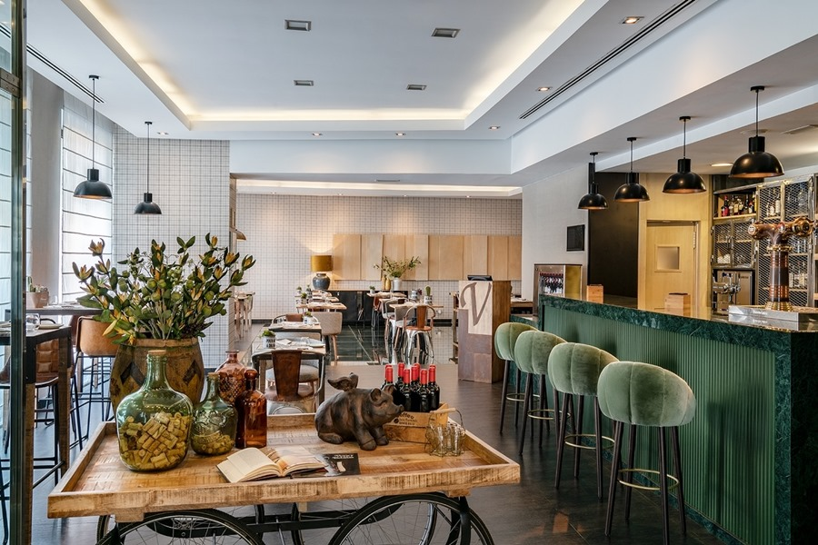 """Turismo Hoteles Vincci Selección Posada del Patio 5* presenta su nuevo concepto gastronómico: """"La Posada Food&Living"""""""