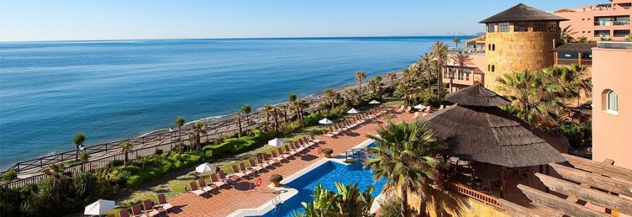 Turismo Hoteles Estepona, Costa Ballena, y Motril, los destinos con promociones especiales para escaparse el próximo Puente de Todos los Santos de los hoteles Elba