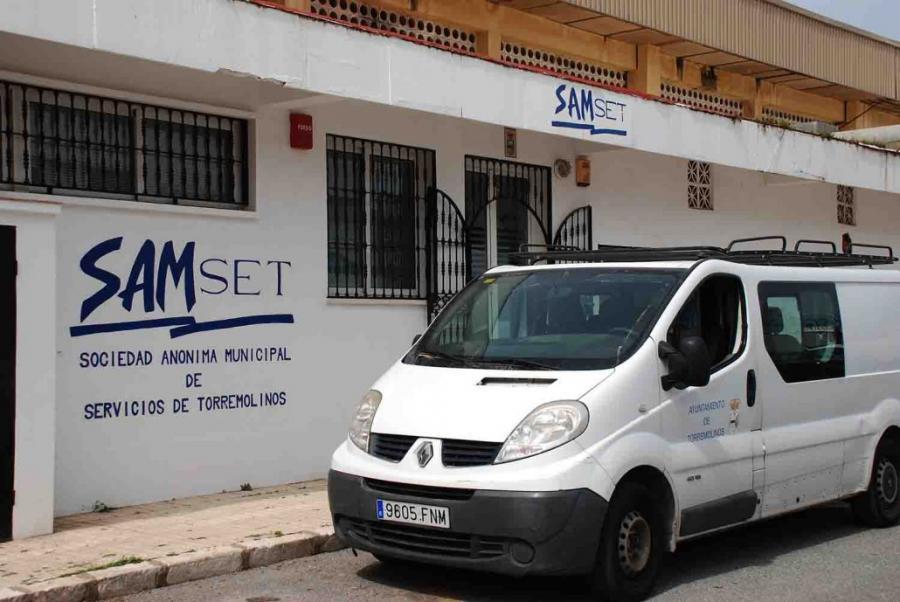 Torremolinos Torremolinos Los trabajadores de SAMSET siguen sin cobrar la paga de septiembre
