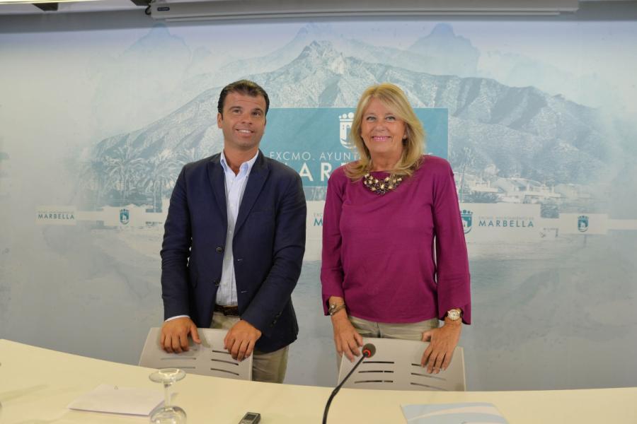 Marbella Marbella El Ayuntamiento situará a Marbella a la vanguardia en cuanto a puntos de recargas para coches eléctricos