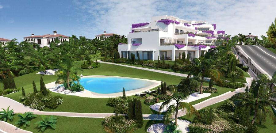 Marbella Marbella Amenabar hace entrega de las 20 viviendas que integra la promoción Nazules ubicada en Marbella