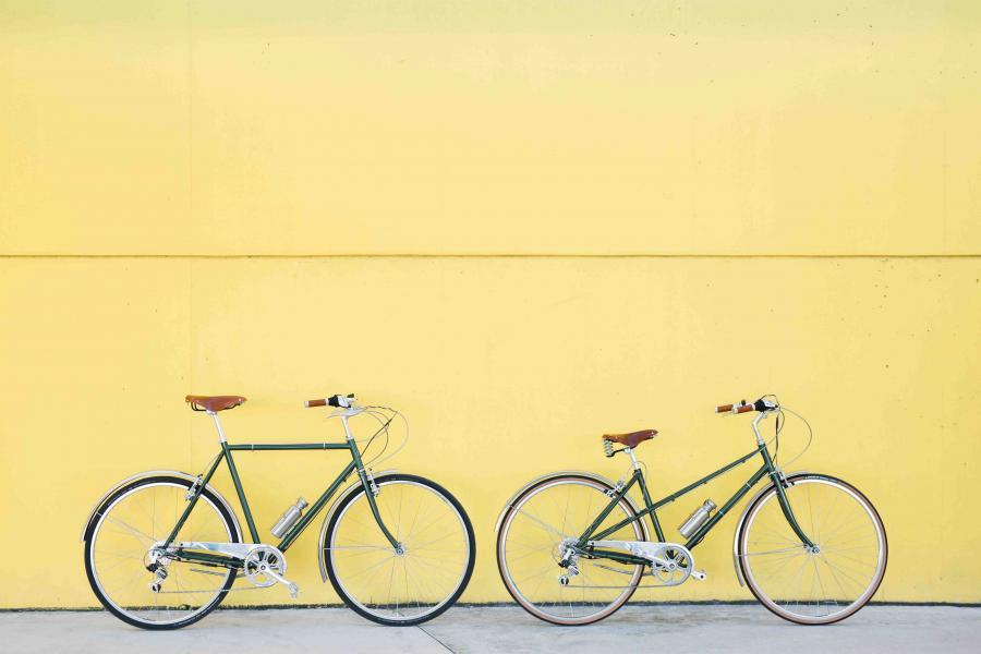 """Malaga Malaga La marca española de bicicletas CAPRI crea """"la Bicicleta Eléctrica Invisible"""""""