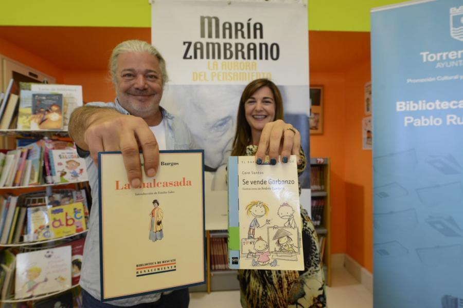 Torremolinos Torremolinos Clubes de lectura, cuentacuentos y una exposición conforman el programa de actividades de la biblioteca municipal del Centro Cultural Pablo Ruiz Picasso
