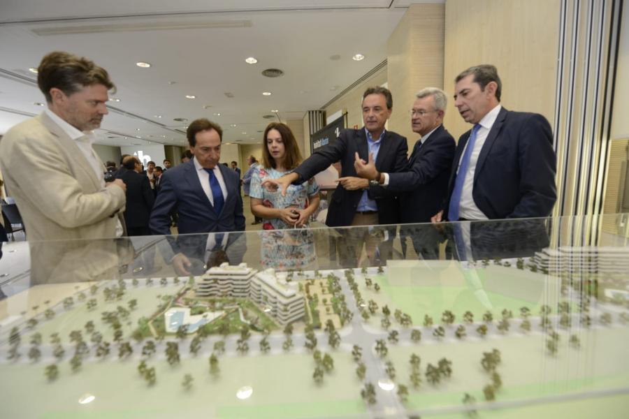 Torremolinos Torremolinos La inmobiliaria Habitat da a conocer su nuevo proyecto de viviendas para la Cizaña de Torremolinos
