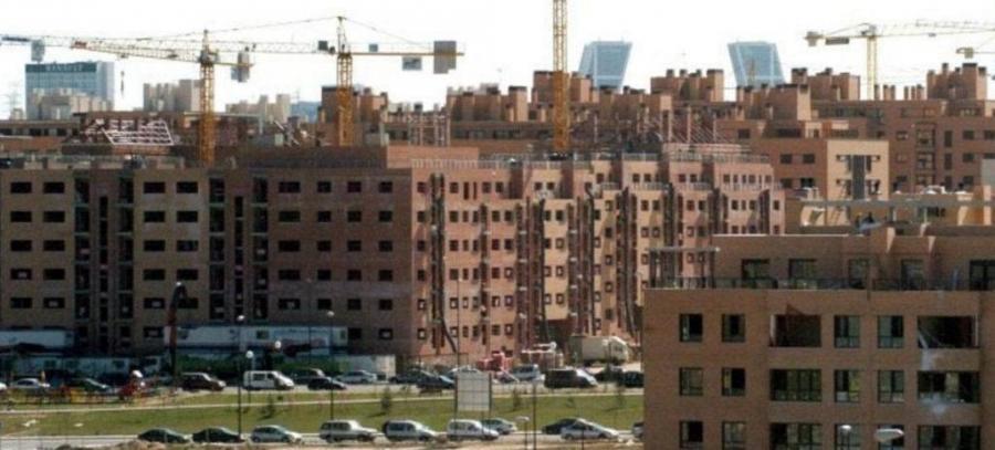 Actualidad Actualidad El precio de la vivienda se incrementa en un 2,6% en Andalucía, tres décimas por encima de la media nacional