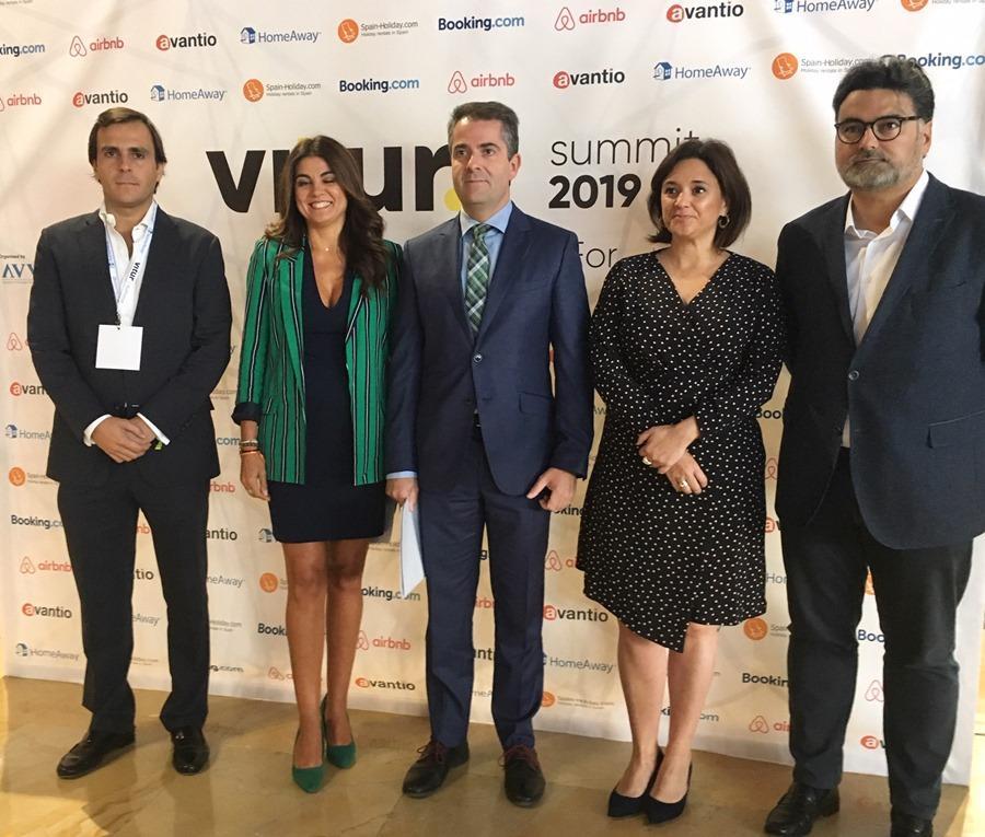 Malaga Malaga VITUR Summit muestra la solidez en Europa de las viviendas turísticas como oferta de alojamiento