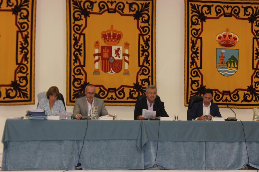 Estepona Estepona El Pleno de Estepona aprueba el presupuesto de 2020, que supera los 106 millones de euros, aumenta las inversiones y continúa pagando la deuda heredada