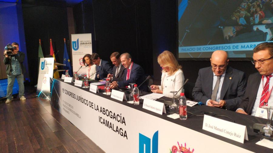 Marbella Marbella Marín anuncia el pago a abogados y procuradores de los servicios de Asistencia Jurídica Gratuita del segundo trimestre