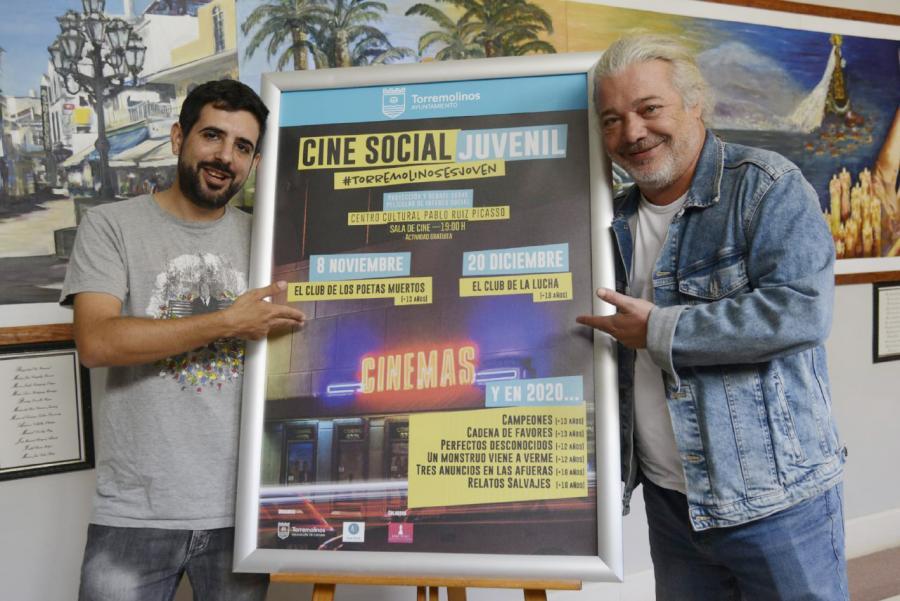 Torremolinos Torremolinos El Ayuntamiento de Torremolinos organiza un ciclo de cine social dirigido al público joven