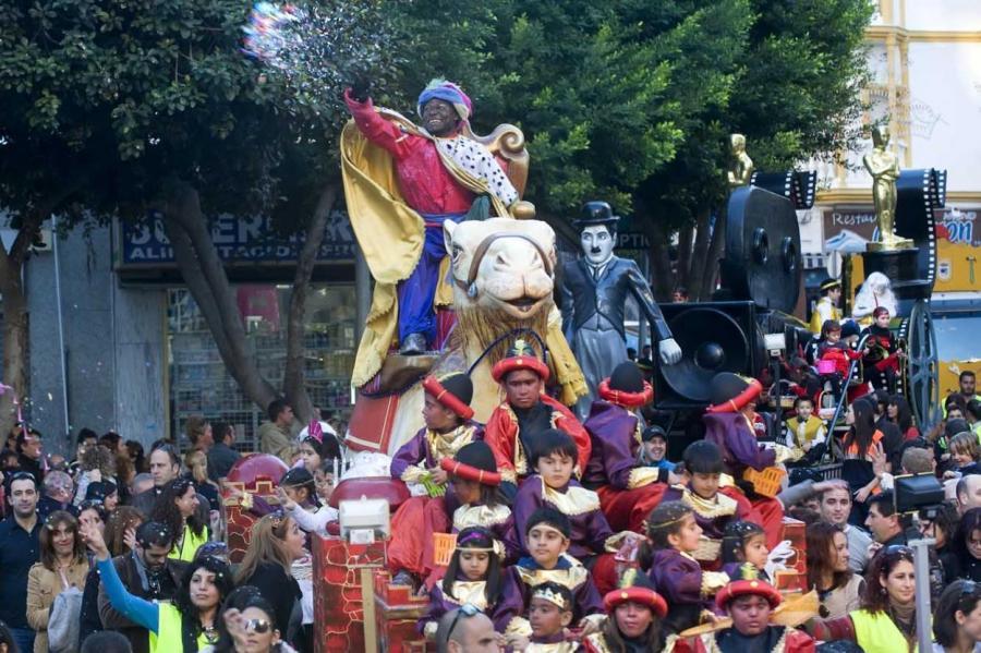 Torremolinos Torremolinos El Ayuntamiento de Torremolinos saca a contratación pública el alquiler de las carrozas de la Cabalgata de Reyes 2020